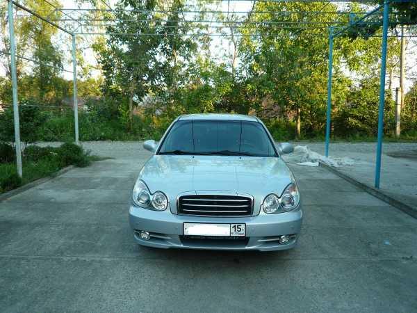 Hyundai Sonata, 2008 год, 470 000 руб.
