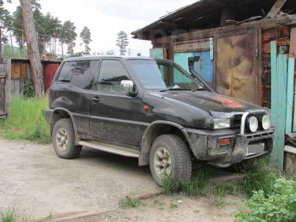 Nissan Mistral, 1996 год, 270 000 руб.