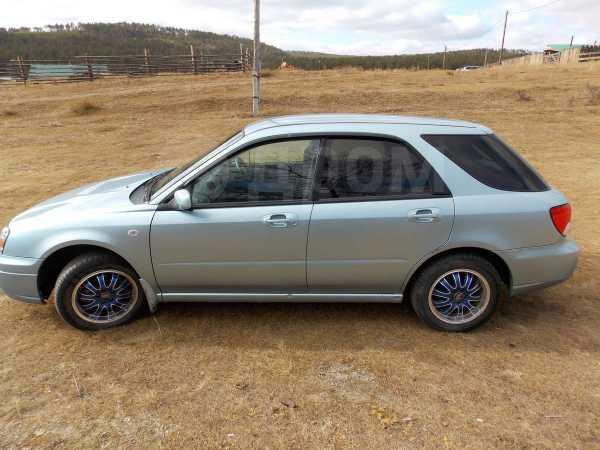 Subaru Impreza, 2004 год, 215 000 руб.