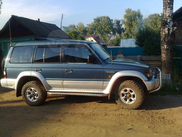 Mitsubishi Pajero, 1991 год, 260 000 руб.