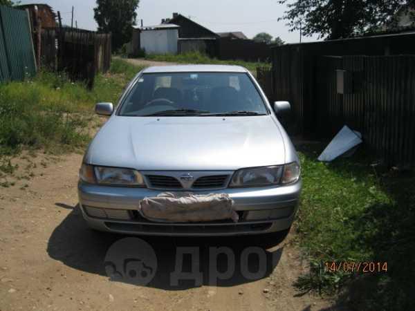 Nissan Pulsar, 1996 год, 165 000 руб.