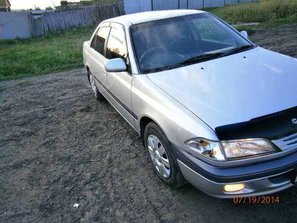 Toyota Carina, 1997 год, 217 000 руб.