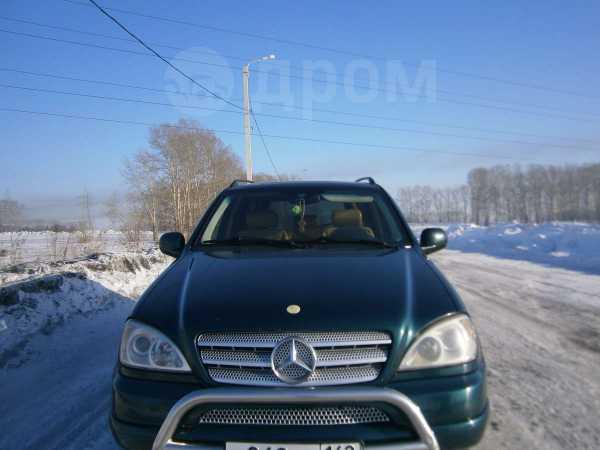 Mercedes-Benz M-Class, 1999 год, 450 000 руб.