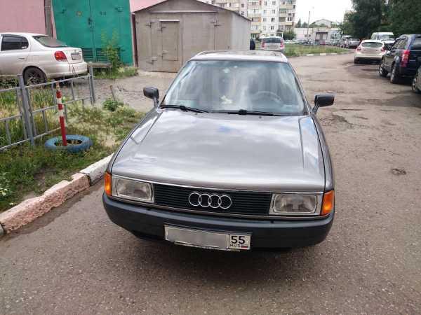 Audi 80, 1987 год, 155 000 руб.
