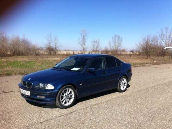 BMW 3-Series, 2001 год, 315 000 руб.
