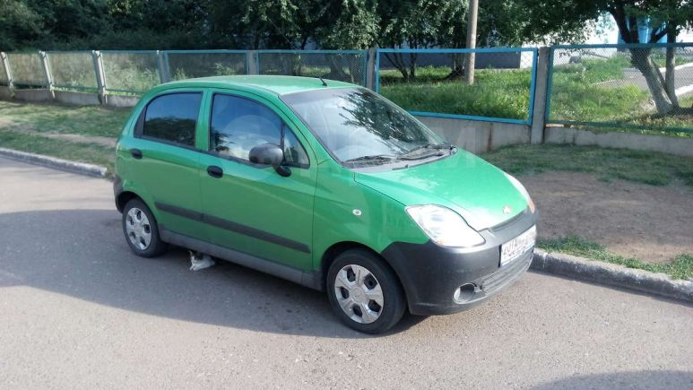 Chevrolet Spark, 2007 год, 169 900 руб.