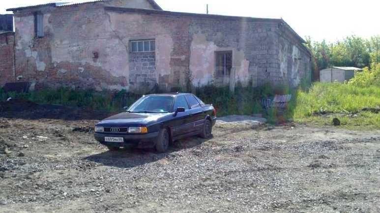Audi 80, 1987 год, 100 000 руб.