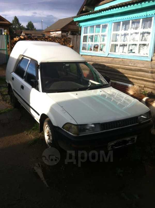 Toyota Corolla, 1990 год, 70 000 руб.