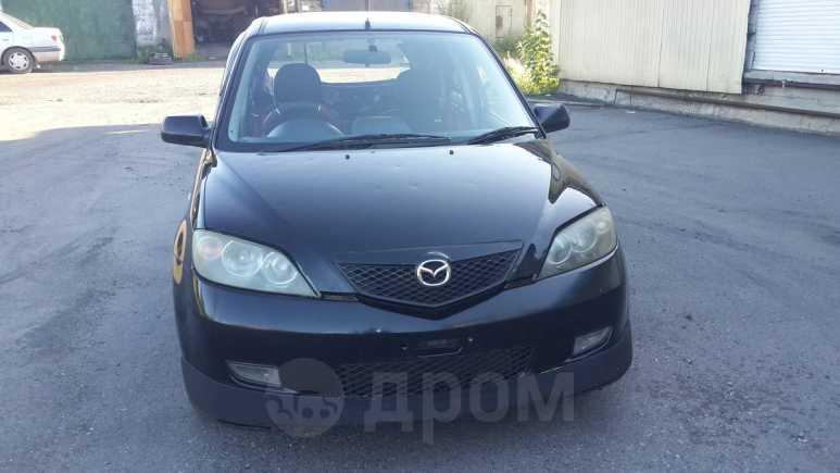 Mazda Demio, 2003 год, 100 000 руб.
