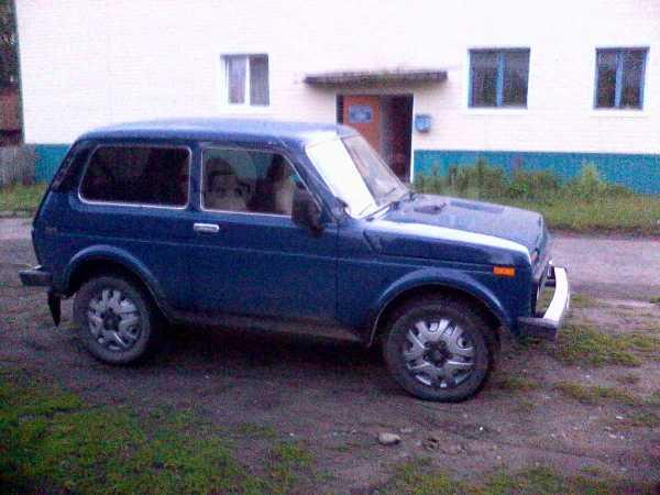 Лада 4x4 2121 Нива, 2002 год, 150 000 руб.
