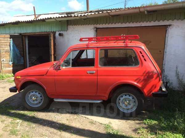 Лада 4x4 2121 Нива, 1993 год, 140 000 руб.