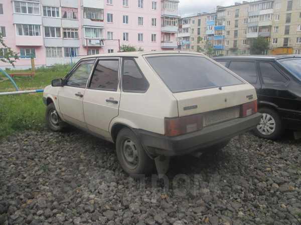 Лада 2109, 1996 год, 55 000 руб.