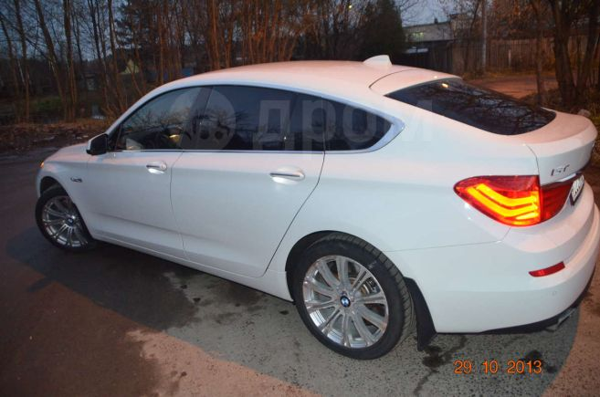 BMW 5-Series Gran Turismo, 2009 год, 1 275 000 руб.