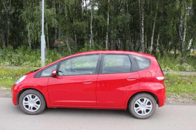 Honda Jazz, 2012 год, 620 000 руб.