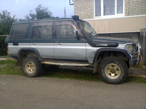 Toyota Land Cruiser Prado, 1993 год, 135 000 руб.