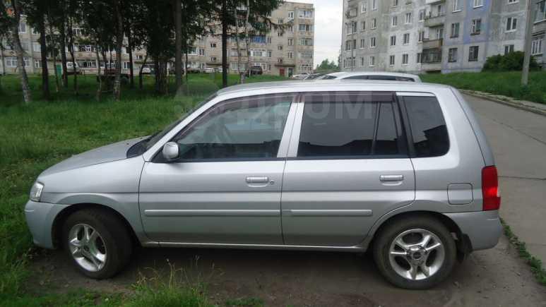 Mazda Demio, 2001 год, 155 000 руб.