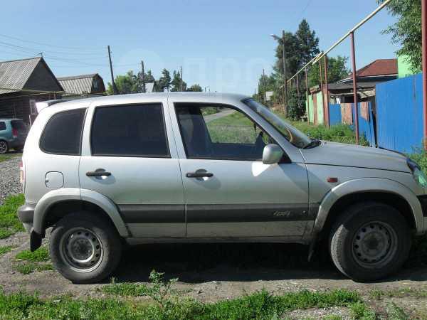 Chevrolet Niva, 2005 год, 247 000 руб.