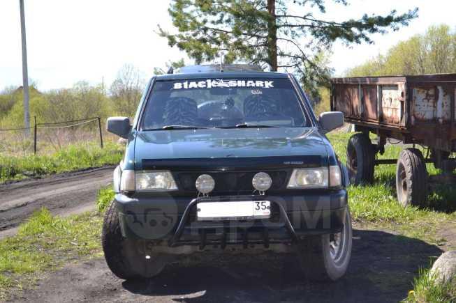Opel Frontera, 1994 год, 210 000 руб.