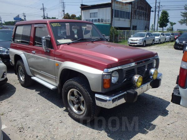 Nissan Safari, 1990 год, 586 940 руб.