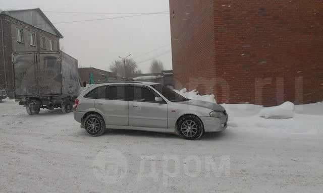 Mazda Familia S-Wagon, 2000 год, 205 000 руб.
