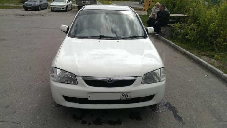 Mazda Familia, 2000 год, 135 000 руб.