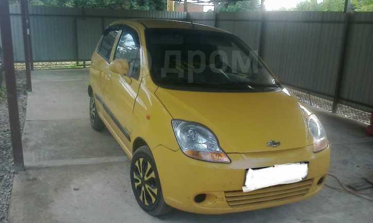 Chevrolet Spark, 2005 год, 125 000 руб.