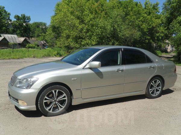 Toyota Crown, 2005 год, 630 000 руб.