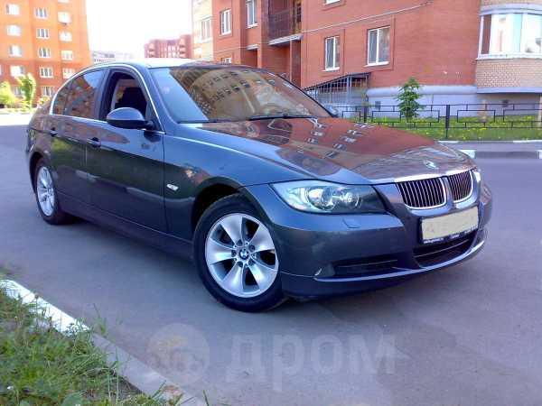 BMW 3-Series, 2007 год, 649 000 руб.