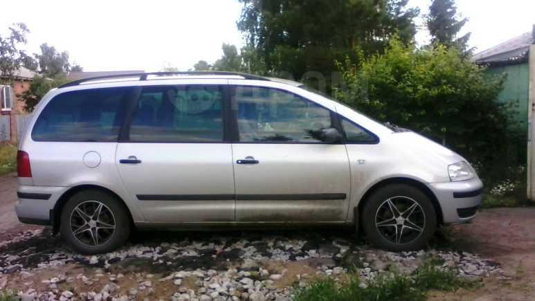 Volkswagen Sharan, 2000 год, 220 000 руб.