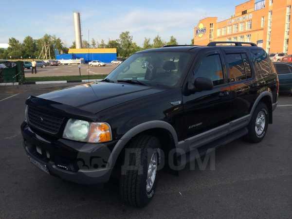 Ford Explorer, 2002 год, 550 000 руб.