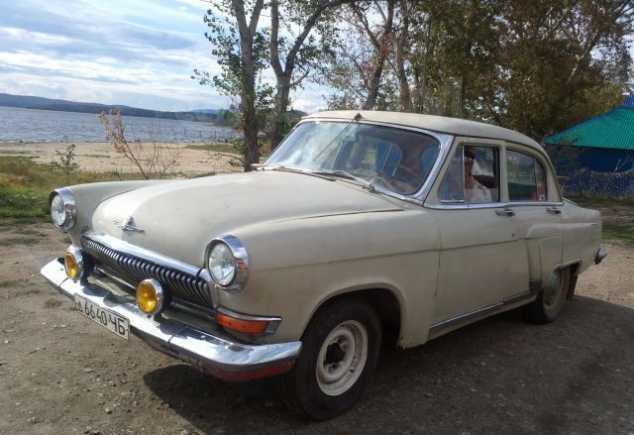 ГАЗ Волга, 1965 год, 150 000 руб.