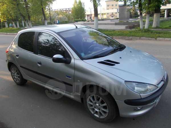 Peugeot 206, 2003 год, 210 000 руб.