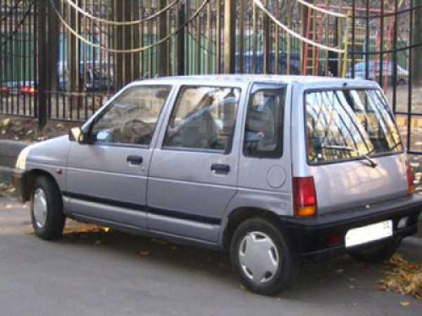 Daewoo Tico, 1998 год, 50 000 руб.