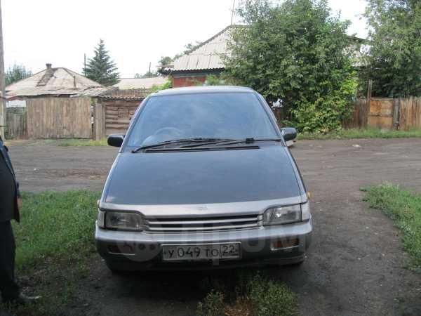 Nissan Prairie, 1991 год, 125 000 руб.