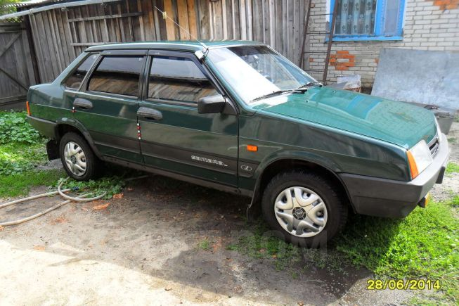 Лада 21099, 1998 год, 80 000 руб.
