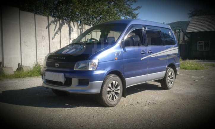 Toyota Lite Ace Noah, 1996 год, 278 000 руб.