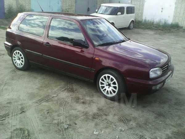 Volkswagen Golf, 1993 год, 107 000 руб.