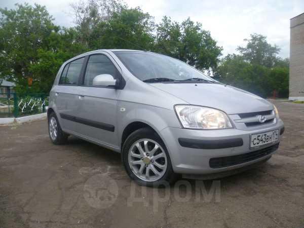 Hyundai Getz, 2004 год, 207 000 руб.