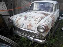 Иркутск Москвич 1959