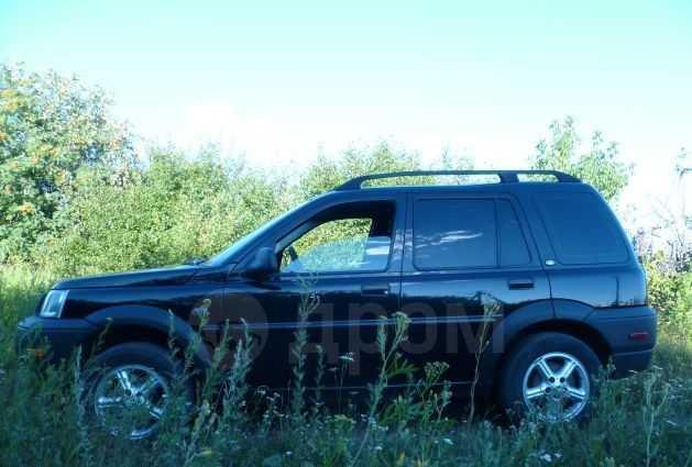 Land Rover Freelander, 2003 год, 470 000 руб.