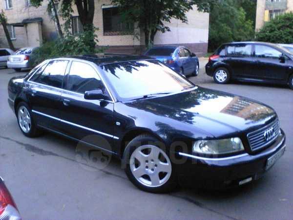 Audi A8, 2000 год, 245 000 руб.