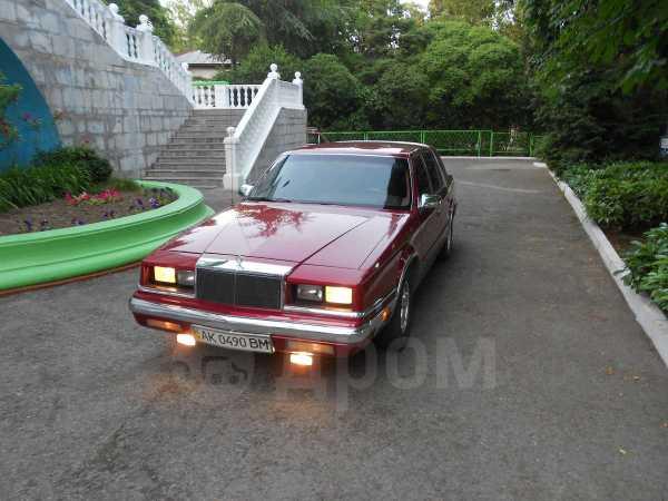 Chrysler New Yorker, 1989 год, 400 000 руб.