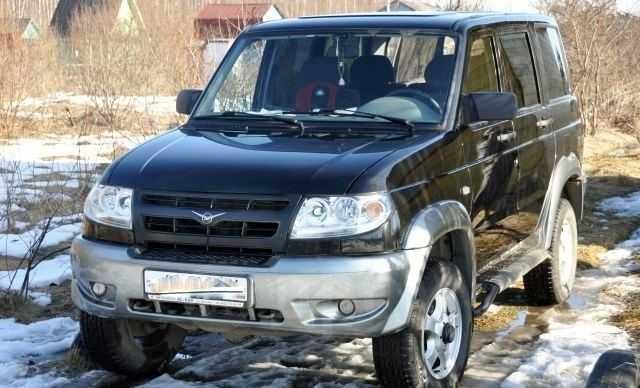 УАЗ Патриот, 2007 год, 370 000 руб.