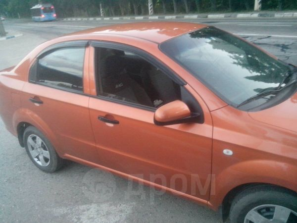 Chevrolet Aveo, 2006 год, 481 291 руб.