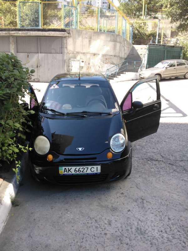Daewoo Matiz, 2006 год, $4000