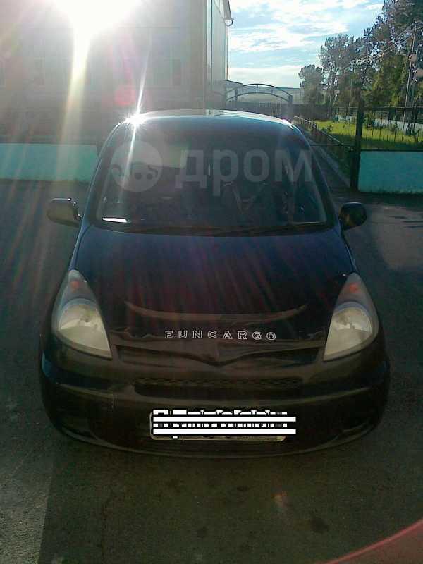 Toyota Funcargo, 2002 год, 238 000 руб.