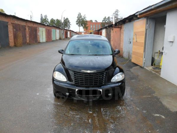 Chrysler PT Cruiser, 2005 год, 285 000 руб.