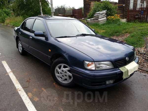 Nissan Maxima, 1998 год, 215 000 руб.