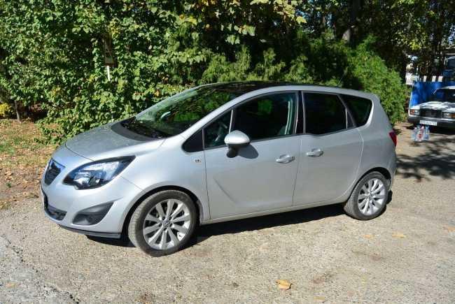 Opel Meriva, 2012 год, 505 000 руб.