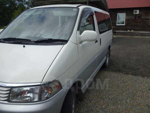 Toyota Hiace Regius, 1999 год, 370 000 руб.